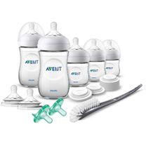 Philips Avent Natural Set de inicio para recién nacido 17 pzas traslúcido SCD206/03