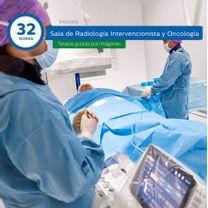 Sala de Radiología Intervencionista y Oncología de Terapia guiada por Imágenes